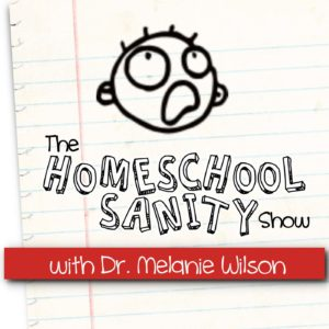 Homeschool Sanity Show Button 1400