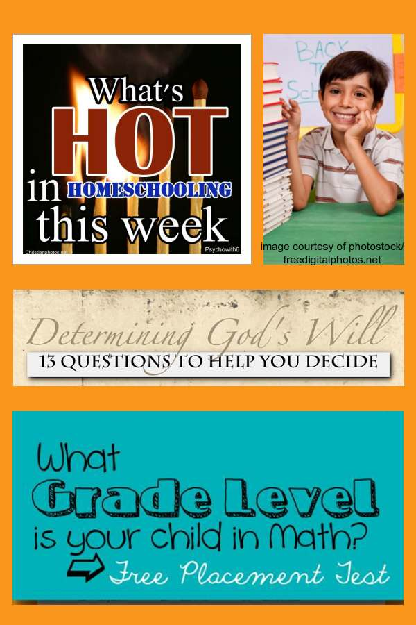 What's Hot in Homeschooling This Week