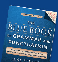 Bluebook of Grammar
